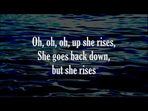 Up She Rises - Bob Porter - Lyrics ,