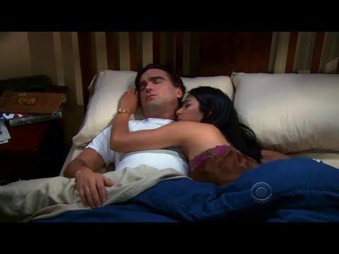 The Big Bang Theory - Leonard spent the night with Rajesh`s sister Priya