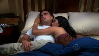 The Big Bang Theory - Leonard Spent The Night With Rajesh`s Sister Priya