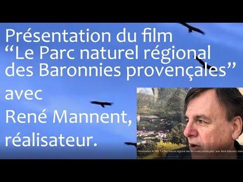 le parc régional des Baronnies provençales