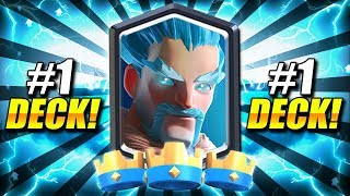 #1 STRONGEST DECK IN CLASH ROYALE RIGHT NOW!! ~ NEW META OP!!