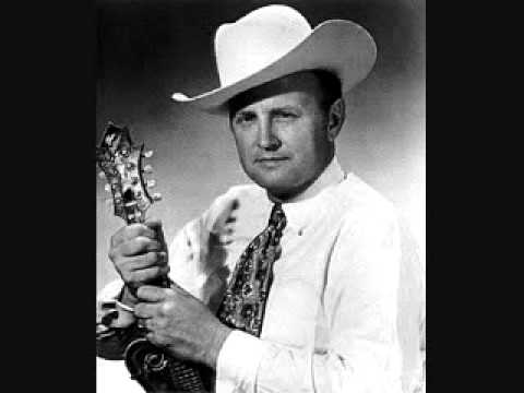 Bill Monroe - Never Again (Will I Knock On Your Door)