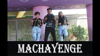 EMIWAY _ MACHAYENGE  ll DANCE. ll CHOREOGRAPHY  __PINTU JENA