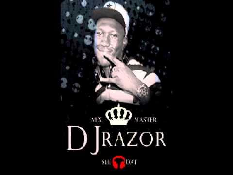 DJ RAZOR LOVERSROCK MIX