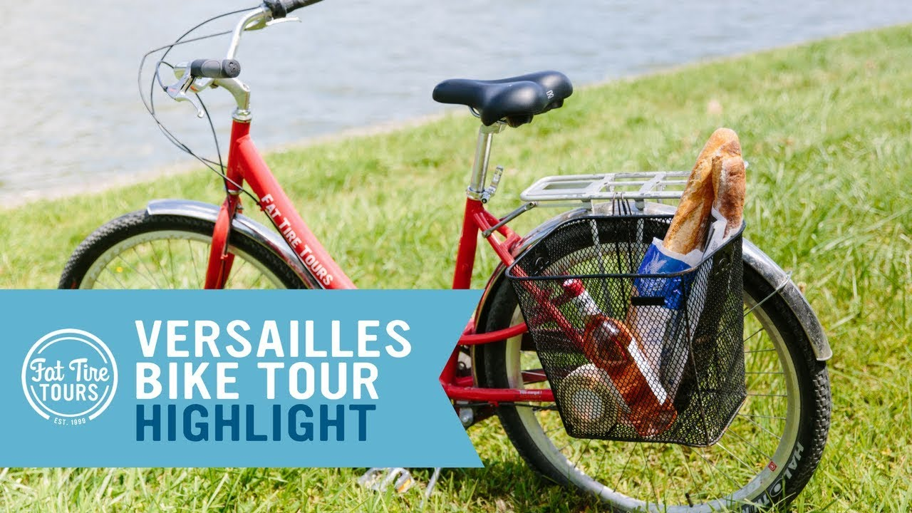 versailles bike tour highlight open air market picnic with fat tire tours youtube. Black Bedroom Furniture Sets. Home Design Ideas