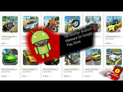 Google playstore apps got infected by malware virus | which are they?  | How to uninstall them