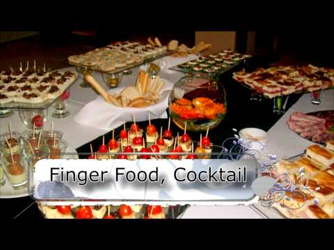 Professional Event Protocol- Catering