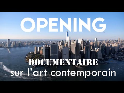 Opening (documentaire français sur l'art contemporain)