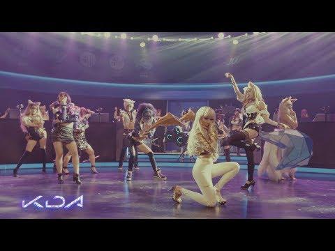 K/DA Kinda — «Самое популярное в мире музыкальное видео Tryhard Cosplay»