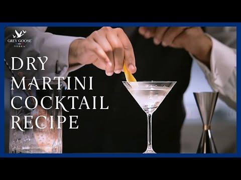 Dry martini grey goose vodka cocktail youtube sisterspd