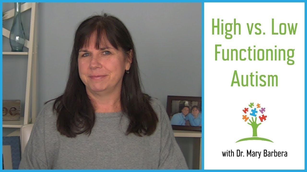High vs  Low Functioning Autism | What's the Difference & Does it Matter?