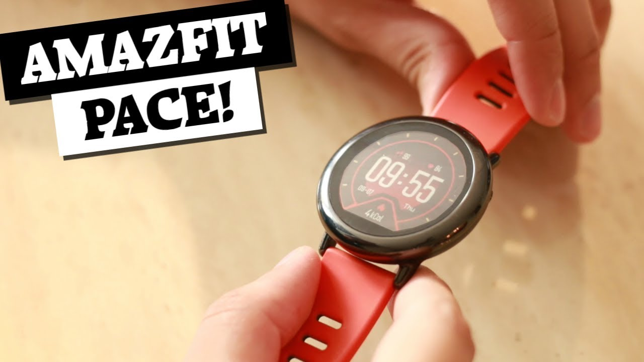 Amazfit Pace, an AWESOME smartwatch for under US$100! - Izzy Nobre