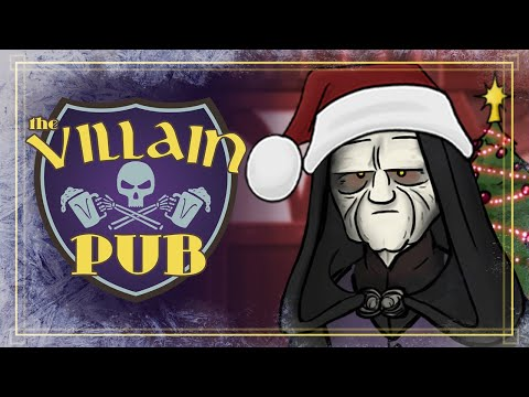 Villain Pub  12 Days of Christmas