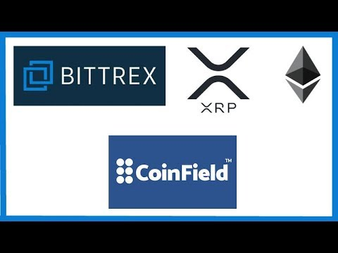 Bittrex To Add USD Pair For XRP & ETC - Coinfield 10 New Coins - Amazon's Tim Wagner At Coinbase