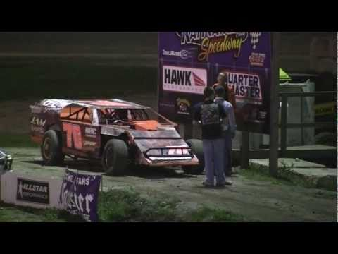 Kankakee County Speedway (5/20/11) UMP Modified A-Main