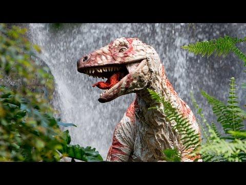 The Dinosaur Project Trailer clip