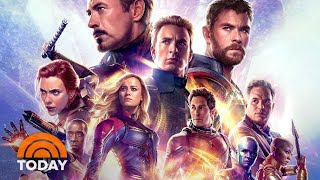 'Avengers: Endgame' Set To Shatter Box Office Records | TODAY