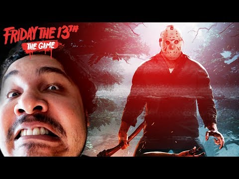 M4SSACRE AU CAMP D'ÉTÉ  | Friday the 13th : The Game (FR) Vendredi 13 : le jeu vidéo