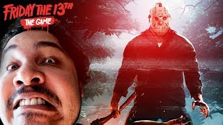 M4SSACRE AU CAMP D'ÉTÉ  | Friday the 13th : The Game (FR) Vendredi 13 : le jeu vidéo