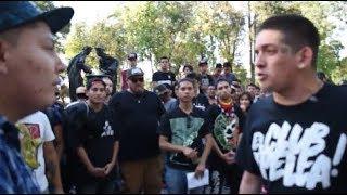 BASER (MEX) vs KLAN (ARG)   Octavos   Batallas Del Palacio