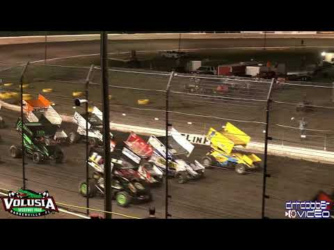 Volusia Speedway Park pits Environment 4/27/19