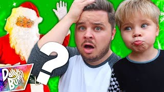 SANTA'S NOT COMING THIS YEAR! 😱🎅