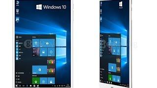 спрут GADGETS - Обзор ПЛАНШЕТА - Onda V820w CH  windows 10  ВЕДЬМАК 3 на планшете