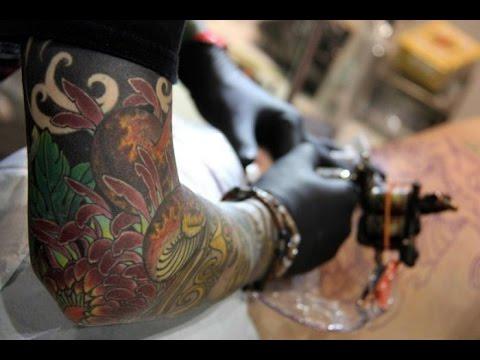 Tattoo Artist New York Pierre Lotusonyx