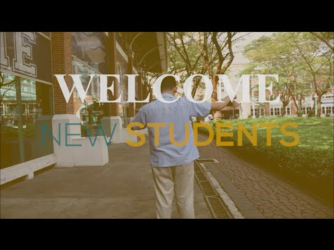 Welcoming New Student 2016-2017 (UPH COLLEGE)