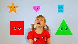 Shapes Song Nursery Rhymes for Children by Chiko TV thumbnail