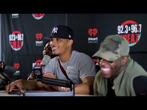 TI, Young Dro, Dope Boy Ra, & GFM Bryce Interview w/ DJ Scream on Hoodrich Radio
