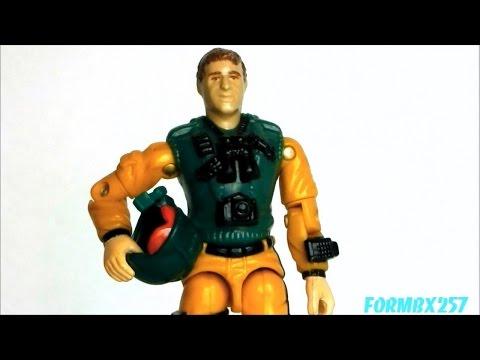 1989 Scoop (Combat Information Specialist) G.I. Joe review