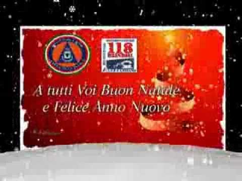 Buon Natale 118.Protezione Civile Latiano 118 Auguri Natale 2013