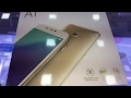 HINDI GIONEE A1 GOLD UNBOXING