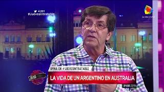 """""""Intratables"""" con Santiago del Moro (Parte 1 HD) - 16/02/17"""
