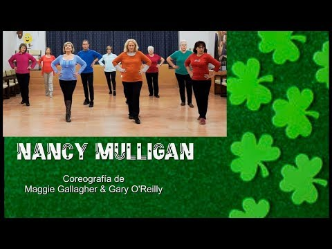 NANCY MULLIGAN Linedance