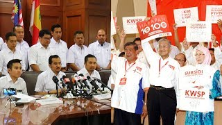 Apologise to the people if you cannot fulfil promises, Umno Youth Chief tells PH