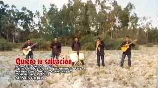 Grupo Cantares - Quiero tu salvacion