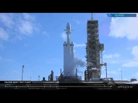Falcon Heavy Test