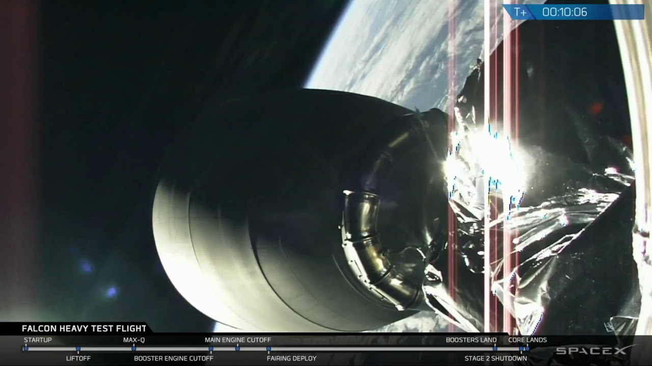 Falcon Heavy Test Flight - YouTube 2018-02-06 20:40