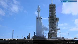 Falcon Heavy Test Flight