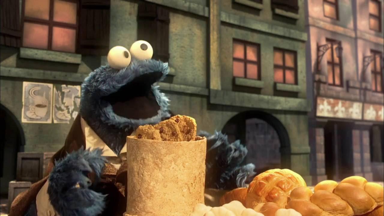Sesame Street: Episode #4633: Don't Get Pushy (HBO Kids)
