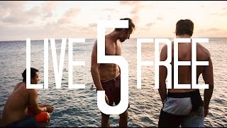 Cliff Jumping with Sam Kolder & Nainoa Langer | Live Free | Episode 5