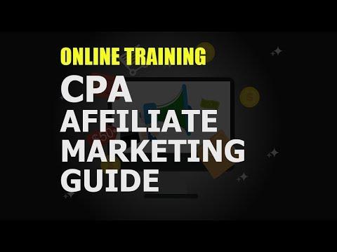 CPA Affiliate Marketing Guide