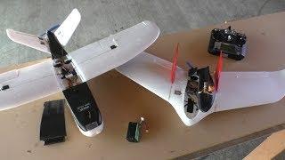 Nano talon vs Wing wing, Li-Ion endurance test and general impressions