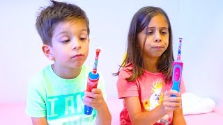 Don't Get Sick Song | KLS Rhymes & Kids Songs