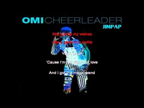 OMI-Cheerleader (Felix Jaehn Remix) karaoke