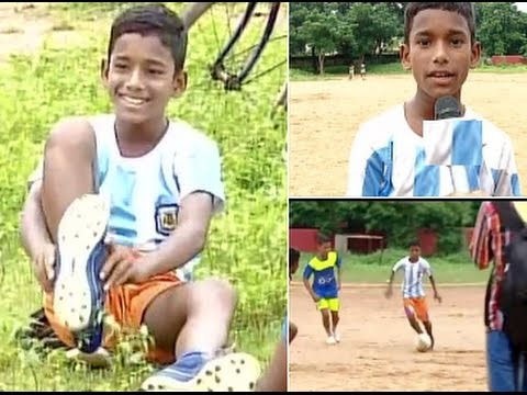 11-year-old from Odisha slum selected for Bayern Munich Academy