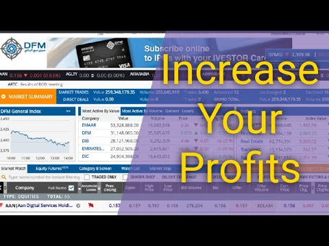 Stock Trading Strategy For Dubai Stock Market By Stalk Stock