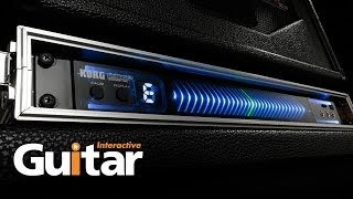 Korg Pitchblack Pro Tuner Review | WIN In This Issue | Guitar Interactive Magazine